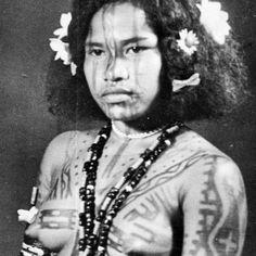 papua new guinea tattoos - Wanaku