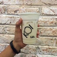KOI: green tea