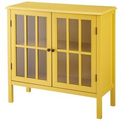 Threshold™ Windham Accent Cabinet - Yellow