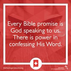 God's promises for healing are for you. Learn more: TheHealingScriptures.org
