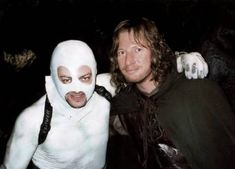 32 Adorable Behind-the-Scenes Photos from the Set of the Lord of the Rings Trilogy