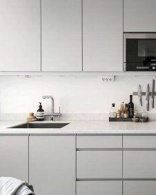 Stunning Minimalist Kitchen Decor and Design Ideas (7)