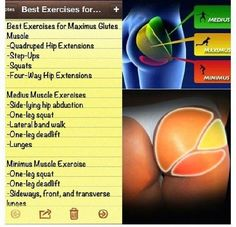 cool Total Glute Workout (Diary of a Fit Mommy)