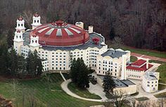 Historic West Baden Springs Hotel.. French Lick, Indiana..they let us tour it while remodeling it..