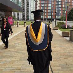 The journey from Registration to Graduation #SalfordGrad