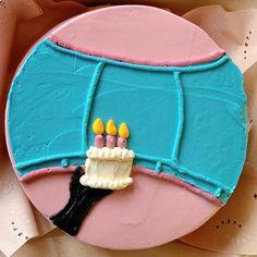 Pretty Birthday Cakes, My Birthday Cake, Pretty Cakes, Cute Cakes, Harry Styles Birthday, Harry Birthday, One Direction Cakes, Dream Cake, Cute Food