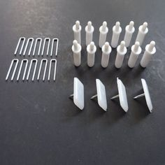 Louver Replacement Spring Pin Shutter Parts Shutters
