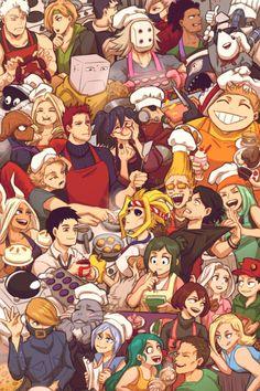 my hero academia My Hero Academia Shouto, My Hero Academia Episodes, Hero Academia Characters, Boku No Academia, Hero Wallpaper, Cute Anime Wallpaper, Animes Wallpapers, Cute Wallpapers, League Of Legends