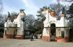 Most zoo animals in Europe<br/>Berlin has two zoos: Tierpark in Friedrichsfelde in the east and Zoologischer Garten in the west. The latter is the oldest in Germany, founded more than 150 years ago, while the former has the largest stock of zoo animals worldwide