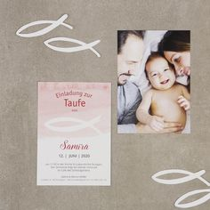 Rose | Einladung A6 Postkarte