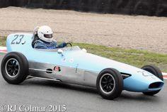 1960 Condor S11, Keith Roach, Formula Junior