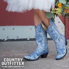 394ac3f4f84  cowgirlweddingboots Country Boots