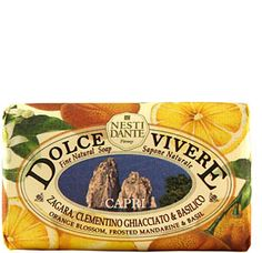 Nesti Dante Dolce Vivere Capri Soap 250g Soaps, Heavenly, Capri, Skin Care, Hand Soaps, Happiness, Skincare Routine, Skins Uk, Skincare
