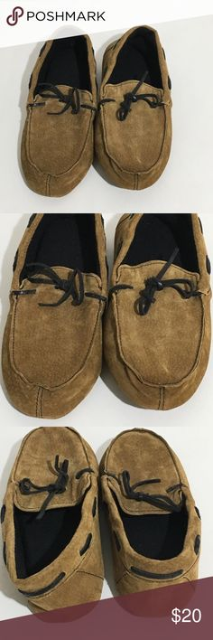 Activizer Slippers Memory Foam Brown Moccasins 8-9 New without tags Activizer brown memory foam moccasins slippers Sz 8-9 Activizer Shoes Slippers
