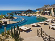 Las Ventanas Resort in Cabo... wanted to go for years.