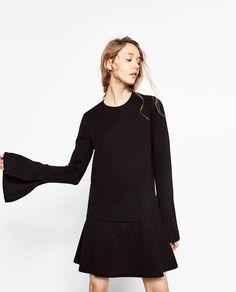 FRILLED DRESS-TRENDING NOW-WOMAN   ZARA Netherlands