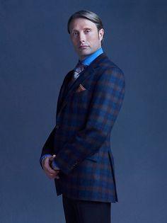 Mads Mikkelsen as Dr. Hannibal Lecter #Hannibal