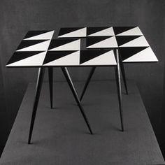 Rockman & Rockman Side Table - CUBE 7 | Darkroom