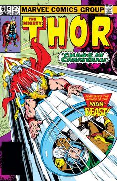 Thor (Mar Marvel) for sale online Comic Book Pages, Comic Book Covers, Comic Book Characters, Comic Books Art, Comic Art, Book Art, Marvel Comics Superheroes, Marvel Films, Marvel Vs