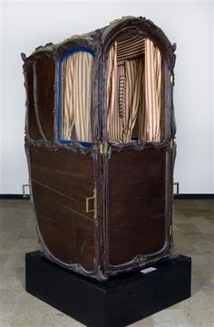Sedan Chair, 18thc Maltese.