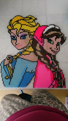 Elsa och Anna av Carola Hurtig