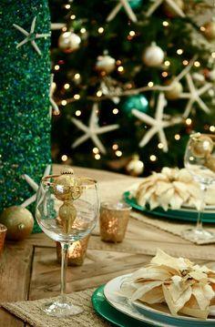 Glittering Coastal Christmas