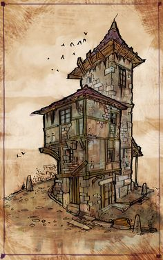 Tp, Luis Fernandez on ArtStation at https://www.artstation.com/artwork/tp-45d6cd25-a275-4a8d-ad71-e01f0edb7f8b