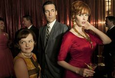 'Mad Men'  'Mad Men' Reading List: The Best Books About and From the Era  Catch up on the characters and the culture of the Mad Men era with this list of books from Martin Bihl, published in Ad Age in 2012.