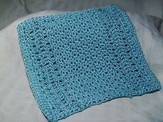 Pima Face Cloth « Little House in the Suburbs ~ free pattern
