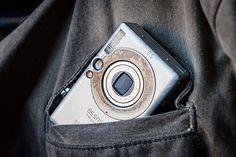 Throwback Thursday: Canon IXUS 50 / SD400 Digital ELPH