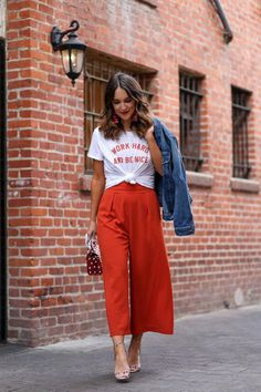 Dressing Down a Jumpsuit #streetstylejumpsuitcasual