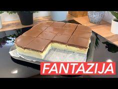 Všetci hľadajú tento recept: NEPEČENÝ krémový koláč, ktorý sa topí v ústach – len naliať na plech a počkať, kým stuhne!