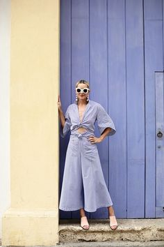 Rainbow Colors in Cartagena, Fashion Blair Eadie Cool Outfits, Summer Outfits, Fashion Outfits, Womens Fashion, Nyc Fashion, Vacation Outfits, Fashion Styles, Casual Outfits, Blair Eadie