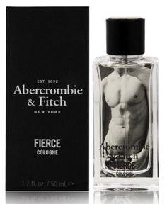 Top 10 Best Long Lasting Perfumes For Men: 7. Abercrombie & Fitch ~ Fierce ~ Cologne 1.7 oz
