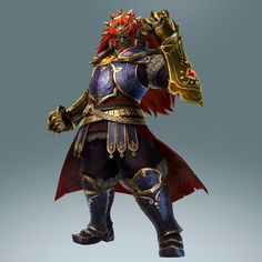 Zelda Hyrule Warriors: Ganondorf appearance confirmed and he's playable! #WiiY #ZeldaHW
