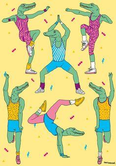 чистые, яркие, насыщенные цветовые сочетания  изображение персонажей с легким сатирическим уклоном