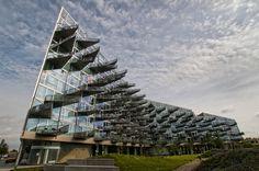 Denmark - Copenhagen - Orestad - VM Houses 04
