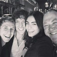 Robert, Jack, Aiysha and Mark