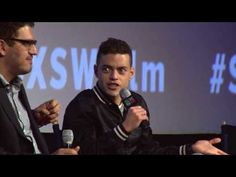 Mr Robot Q&A with the cast & director at the SXSW festival (March 2015) https://www.youtube.com/watch?v=lBEuhcSGKu4 #SXSW #TV #MrRobot #Q&A #Cast #Director #RamiMalek #SamEsmail