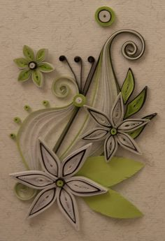 Quilling Images | neli: Quilling small cards 7см;10