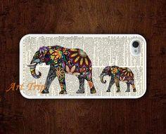 Elephant iphone 4 case