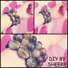 diy beads bracelets