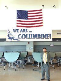Columbine High School principal Mr D