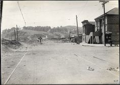 Building/saloon 50 feet south of 25th St. on Potrero Ave., May 26, 1911, via Flickr.