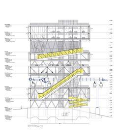 resist #arquitectura #dibujos #secciones