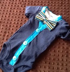 Daniel - Baby Boy Clothes – Newborn  Outfit - Infant Bowtie Cardigan- Photo Prop- Baby Shower Gift- Preppy- Ring Bearer-Christol and Company