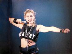 Madonna Rare, 1980s Madonna, Madonna Music, Pop Singers, Female Singers, Madonna Looks, 80s Trends, Madonna Photos, Pith Perfect