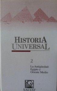 Colección dedicada a la historia universal. Consta de 18 volúmenes, cada uno de ellos dedicado a un periodo histórico y/o una región del planeta. Consulte el catálogo de la biblioteca (http://bibliouisekchile.sek.net/opac) para obtener la localización de cada volumen.