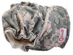 cloth diaper :)