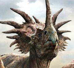 Styracosaurus – stachelige Echse!